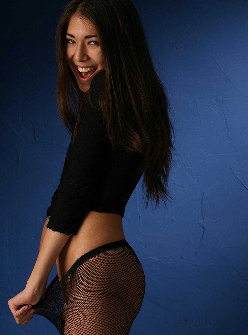 Lauren on Nextdoor Models in Pantyhose