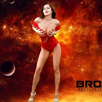 Brooke Lima – Red Moon