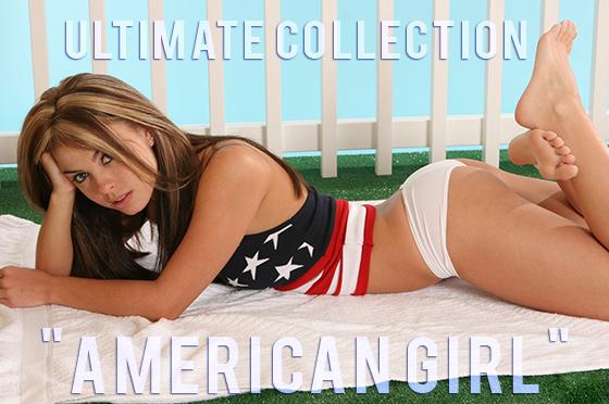 Kari Sweets American Girl Pussy Oops
