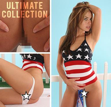 Kari Sweets American Dream Pussy Oops