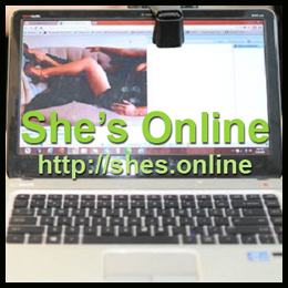 She's Online