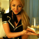Brooke Marks Air Hostess Cam Show